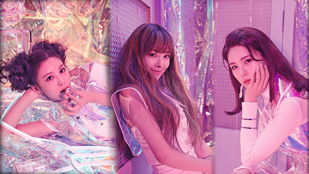 Neon Punch's Dayeon, Baekah, & Iaan to make their unit debut | allkpop