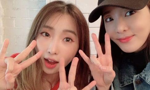 2NE1, Dara, Minzy