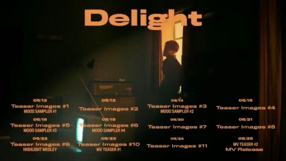 Exo S Baekhyun Reveals Comeback Schedule For His 2nd Solo Mini
