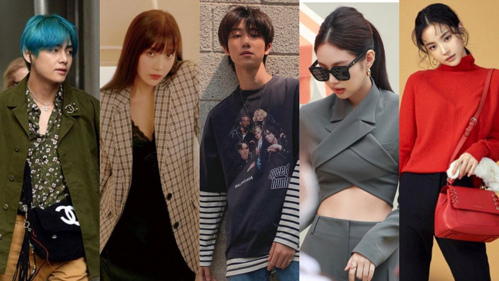 These Are The Top 10 K Pop Idols With The Best Fashion Sense As Picked By Popular Western Entertainment Site Allkpop