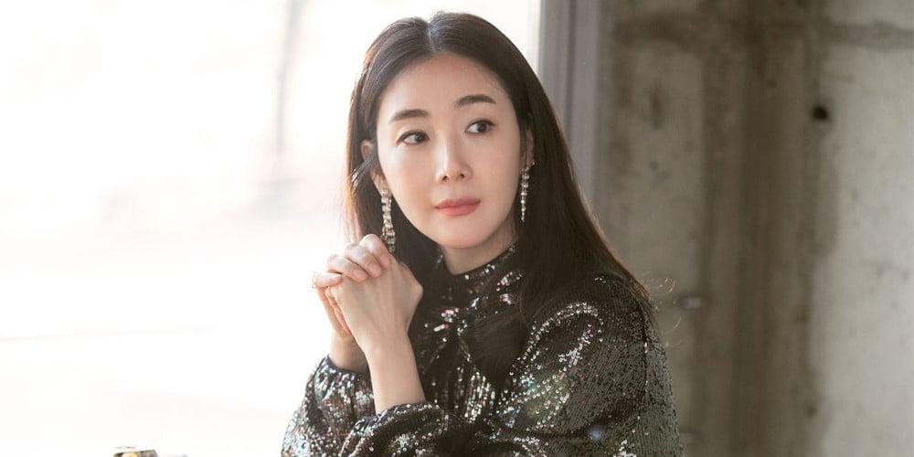 SUPER ASIA MUSIC: ¡La actriz Choi Ji Woo da a luz a su primera hija!