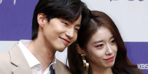 Song Jae Rim, Jiyeon