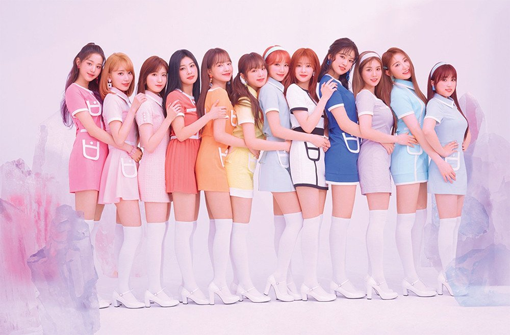 IZ*ONE label updates fans on status of lawsuit against malicious commenters