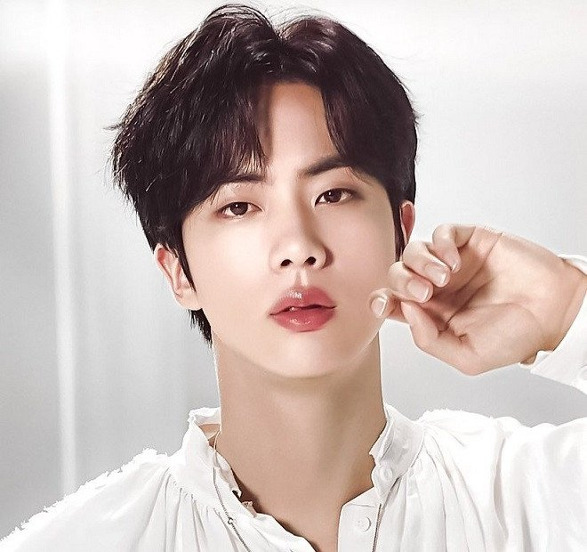 BTS Jin is dominating twitter, youtube and naver trend with his ...