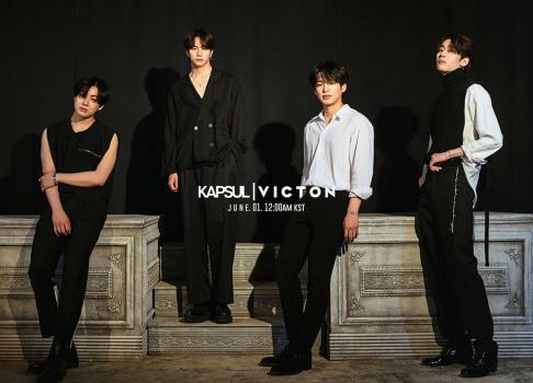 VICTON, Hanse, Heochan, Seungsik, Seungwoo