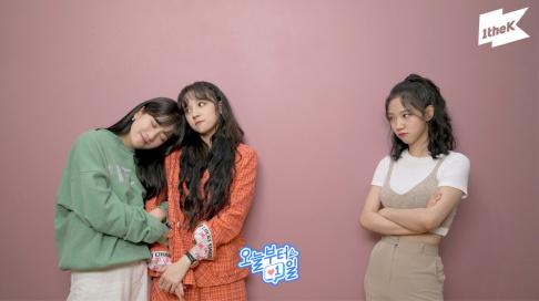 Cosmic Girls, Exy, Yeoreum, (G)I-DLE, Yuqi