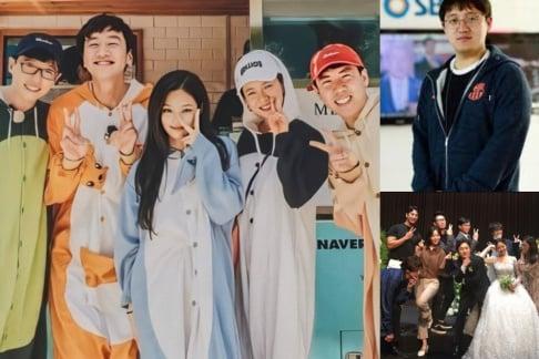 Jennie, Oh My Girl, Hyojung, Seunghee, YooA