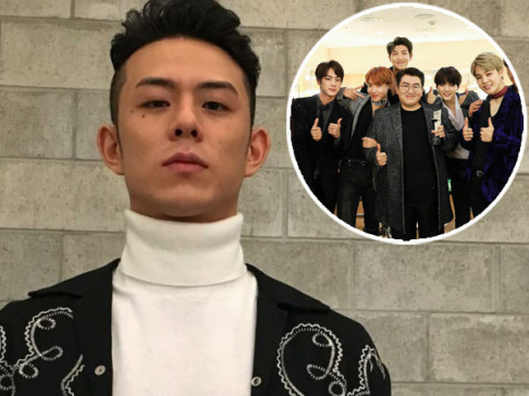 Bang Yong Guk, Beenzino, G-Dragon, Zico, Bobby, Tymee, Song Min Ho (Mino)
