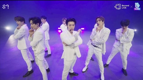 Super Junior, Leeteuk, Shindong, Siwon, Heechul, Ryeowook, Eunhyuk, Kyuhyun, Yesung, Sungmin, Donghae, Kangin, Super Junior K.R.Y