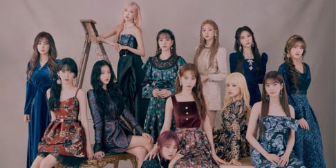 IZ*ONE, Kim Sook, Lee Young Ja