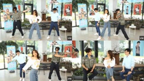 Lee Hyori, Rain, Yoo Jae Suk