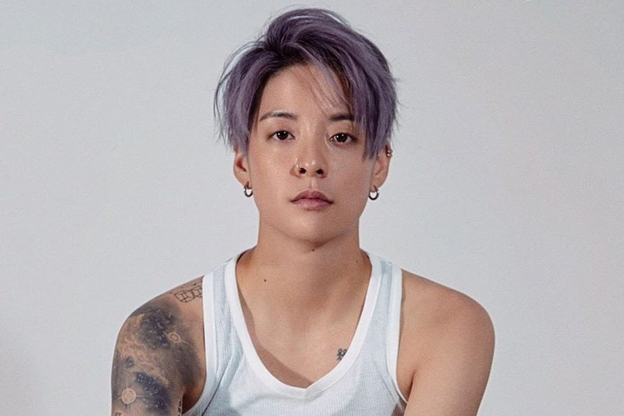 f(x)'s Amber personally speaks up on pregnancy rumors | allkpop