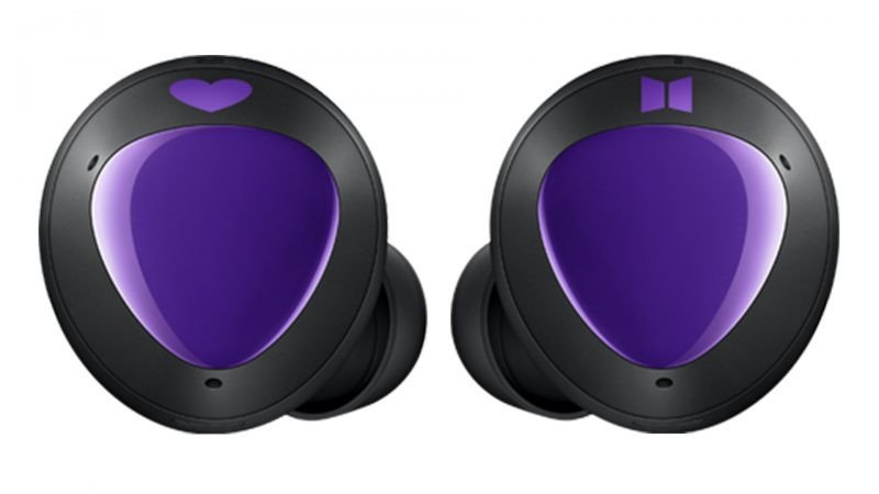 BTS partner with 'Samsung Galaxy S20+' and 'Samsung Galaxy Buds+' for limited purple editions ...