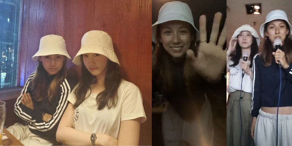 Lee Hyori apologizes for her SNS live broadcast during a karaoke outing with YoonA, going against COVID19 precautions