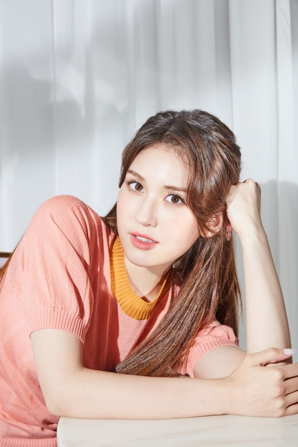 Jeon So Mi is the new muse of cosmetics brand Kiss Me