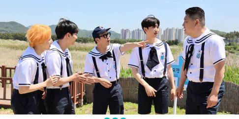 JR, Kim Jae Hwan, Ha Sung Woon