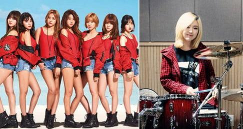 AOA, Jimin, Youkyung, Mina
