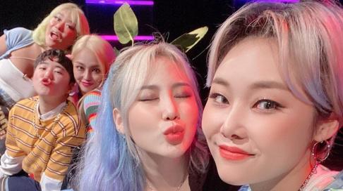 Cheetah, Yeeun, Sleeq, Park Ji Min