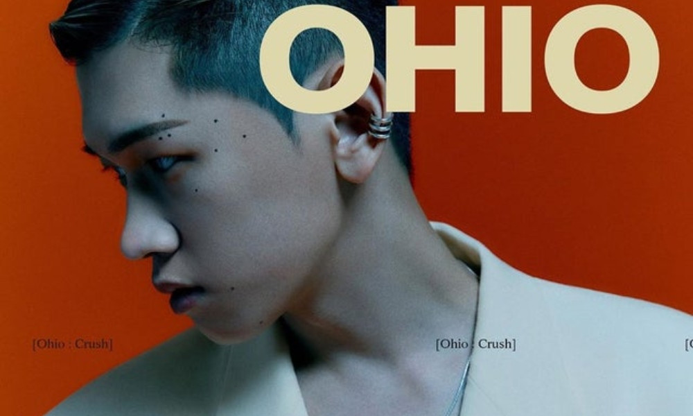 Crush lays under the sun in teaser track list for 'Ohio' album | allkpop
