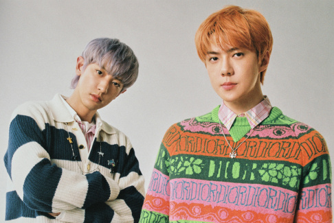 Sehun, Chanyeol, EXO-SC