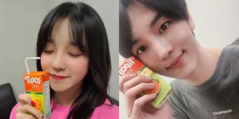 BTOB, Eunkwang, (G)I-DLE, Pentagon, Hongseok, Shinwon, Kino, Yu Seon Ho