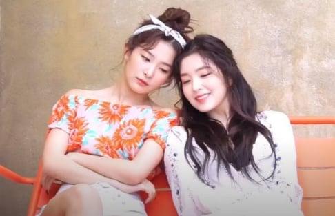 Seulgi, Red Velvet, Irene
