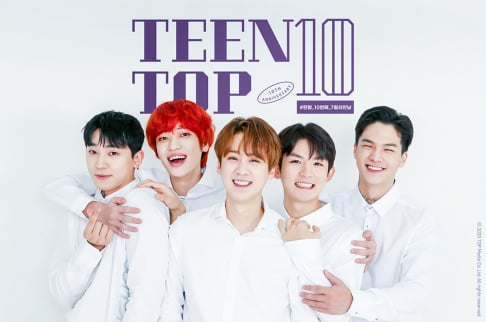 TEEN TOP, Ricky, C.A.P, Niel, Changjo, Chunji