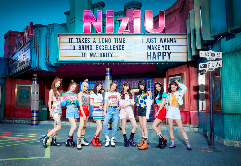 Netizens debate if JYP's new girl group should be considered a Kpop group or a Jpop group