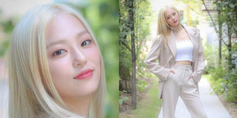 Cheetah, CLC, Yeeun, Hyoyeon, Jiwoo, Park Ji Min