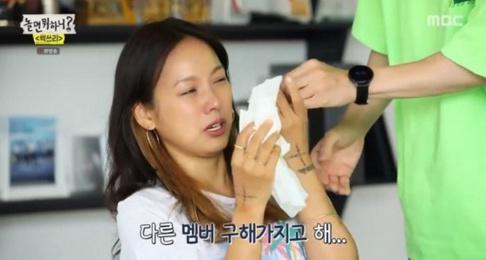 Lee Hyori, YoonA