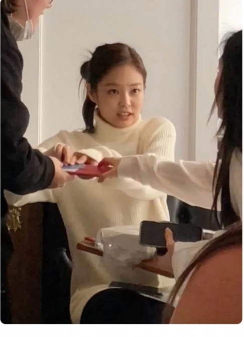 Jennie, Irene