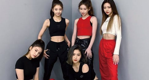 Jennie, Zico, BTS, EVERGLOW, (G)I-DLE, iKON, ITZY, IZ*ONE, Kim Chung Ha, Momoland, NCT 127, NCT Dream, TWICE