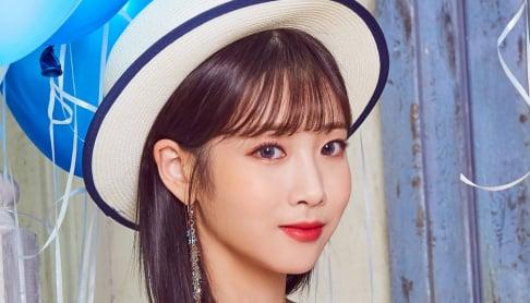 Lovelyz, (Jiae) Yoo Ji Ae