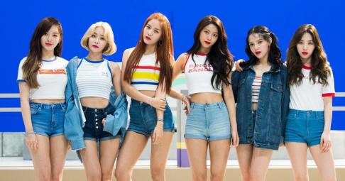 AOA, Seolhyun, Chanmi, Jimin, Mina