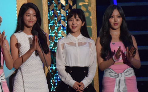 Seolhyun, Chanmi, Mina