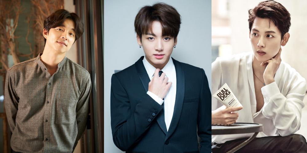 Hot Male Celebrities Who Were Born In Busan Allkpop