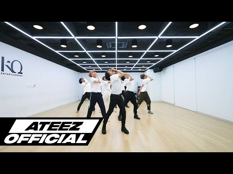 ATEEZ treats fans to dance performance video of current single 'INCEPTION'