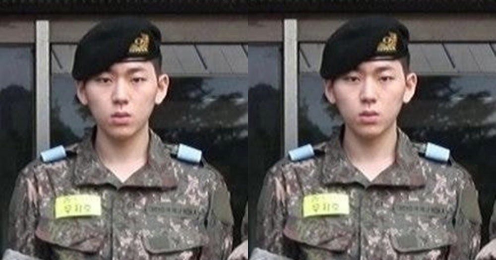 Photos of Zico at the military training ground revealed