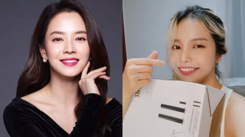 MAMAMOO, Solar, Song Ji Hyo