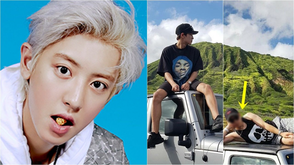 Netizens Find Solid Evidence Of Lovestagram Saying Chanyeol Is