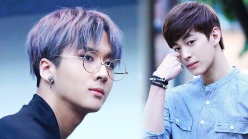 VIXX, Ravi, Hongbin