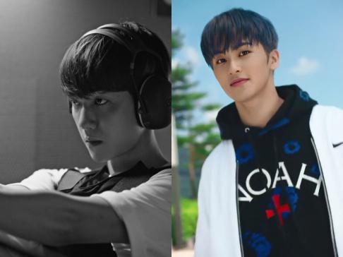 Baekhyun, Mark, SuperM