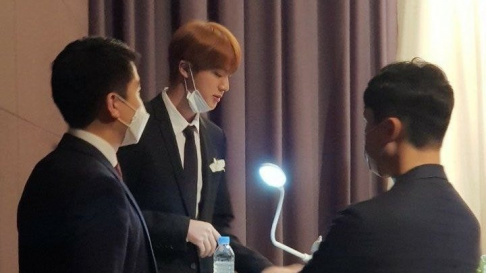 BTS, Jin, j-hope, RM (Rap Monster), 8eight, Lee Hyun