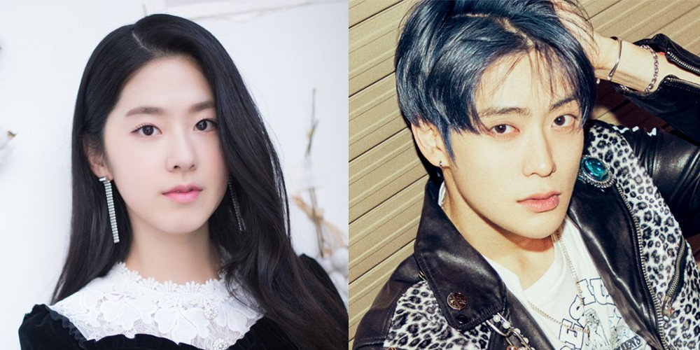 Park Hye Soo dan Jaehyun NCT