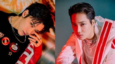 Kai, TEN, SuperM