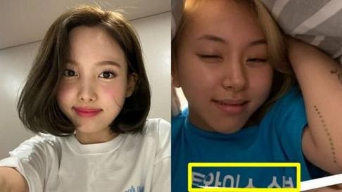 TWICE, Nayeon, Chaeyoung