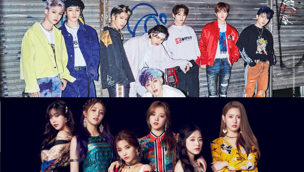 Stray Kids & (G)I-DLE to perform at KBS2's 'Korea On Stage' concert