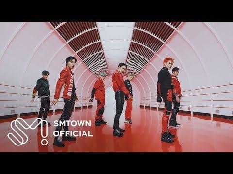 SuperM go '100' in their first lead single MV