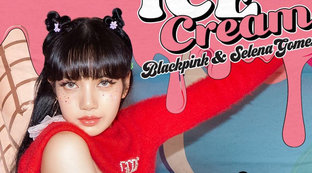 Blackpink S Lisa Rocks Colorful Freckles In Her Ice Cream Teaser Photo Allkpop