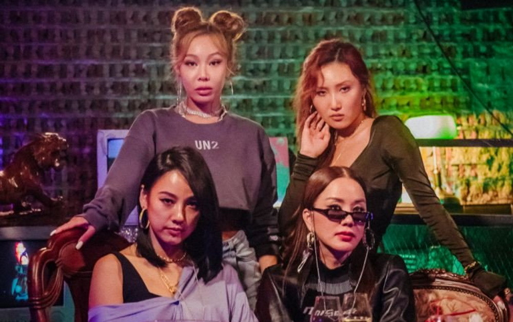 MAMAMOO, Hwa Sa, Refund Sisters, Uhm Jung Hwa